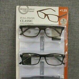 Design Optics By Foster Grant Full Frame Classic